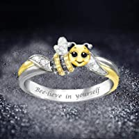 GB4 So Amazing Valentine's Day Women Ring Animal Party Jewelry