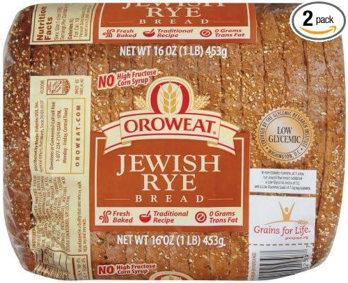 oroweat Pan molde de 16oz – 24oz (Pack de 2) elegir sabor a ...