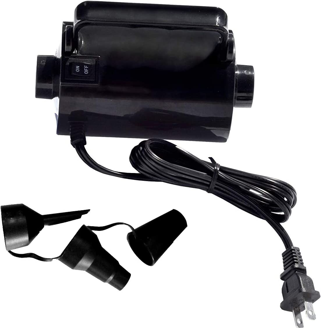 Mimosa Inc Quick Inflate Deflate Deluxe Pool Float Pump 50M9000001