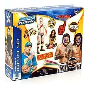 WWE Tattoo Set