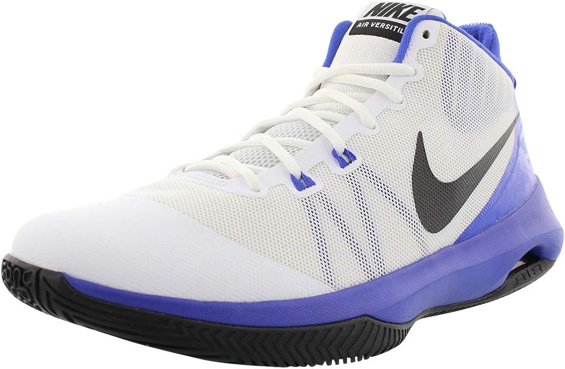 Nike - Performanceair Versitile - Zapatillas de Baloncesto - White ...
