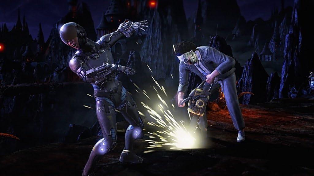 Amazoncom Mortal Kombat Xl Playstation 4 Whv Games Video Games