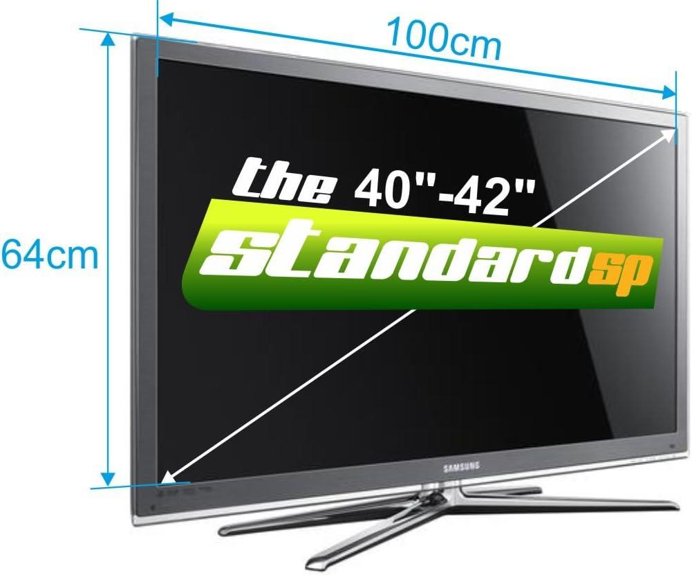 Protector de Pantalla para televisor DE 40 a 42 Pulgadas, antirreflectante, Protector de Pantalla para LCD LED Plasma 3D HDTV Pedidos Antes de Las 10:00 Am en una Nueva Entrega de Día