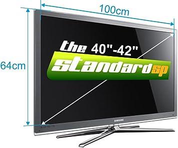 Protector de Pantalla para televisor DE 40 a 42 Pulgadas, antirreflectante, Protector de Pantalla para LCD