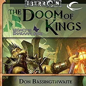 The Doom of Kings Hörbuch