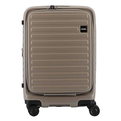 a058e8b1b3 Amazon | [ロジェール] スーツケース CUBO-S Sサイズ 機内持込可 37L/42L 50.5cm 3.1kg グレー | スーツケース