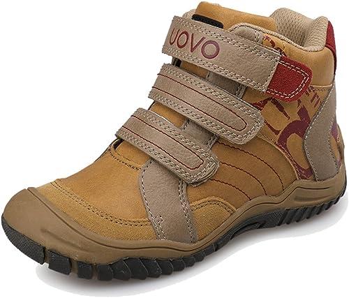 iDuoDuo Boys Waterproof Hiking Boots