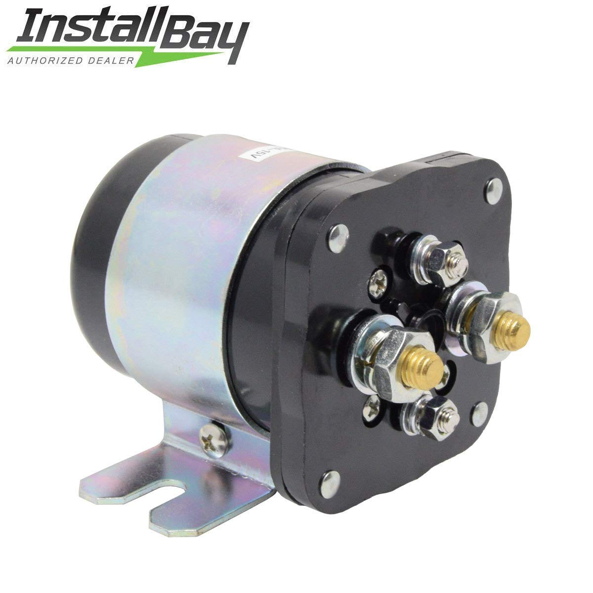 Power Relay Battery Isolator 500 Amp High Current For Needed 12v Metra Install Bay Automotive