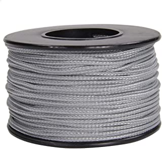 product image for Atwood Rope MFG Grey MS12 1.18mm x 125' Micro Cord Made in the USA