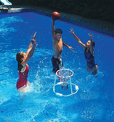 Amazon.com: Swimline 9162 Super Hoops flotando Juego de ...