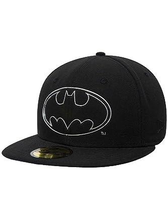 2d9e932491d New Era Men Caps Fitted Cap Ne Remix Liquid Logo Batman 59Fifty   Amazon.co.uk  Sports   Outdoors