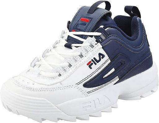 Zapatillas deportivas FILA Gris Sintético para Mujeres | eBay
