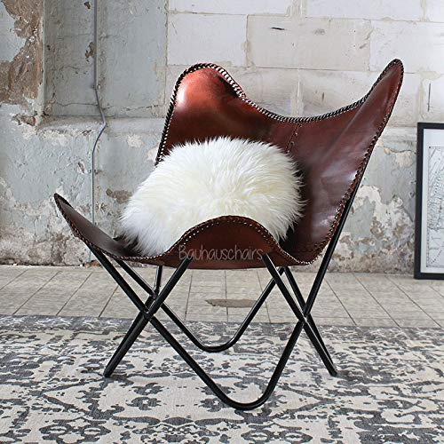 Bauhaus Chairs Butterfly Chair Spirit Piel Mariposa Silla ...