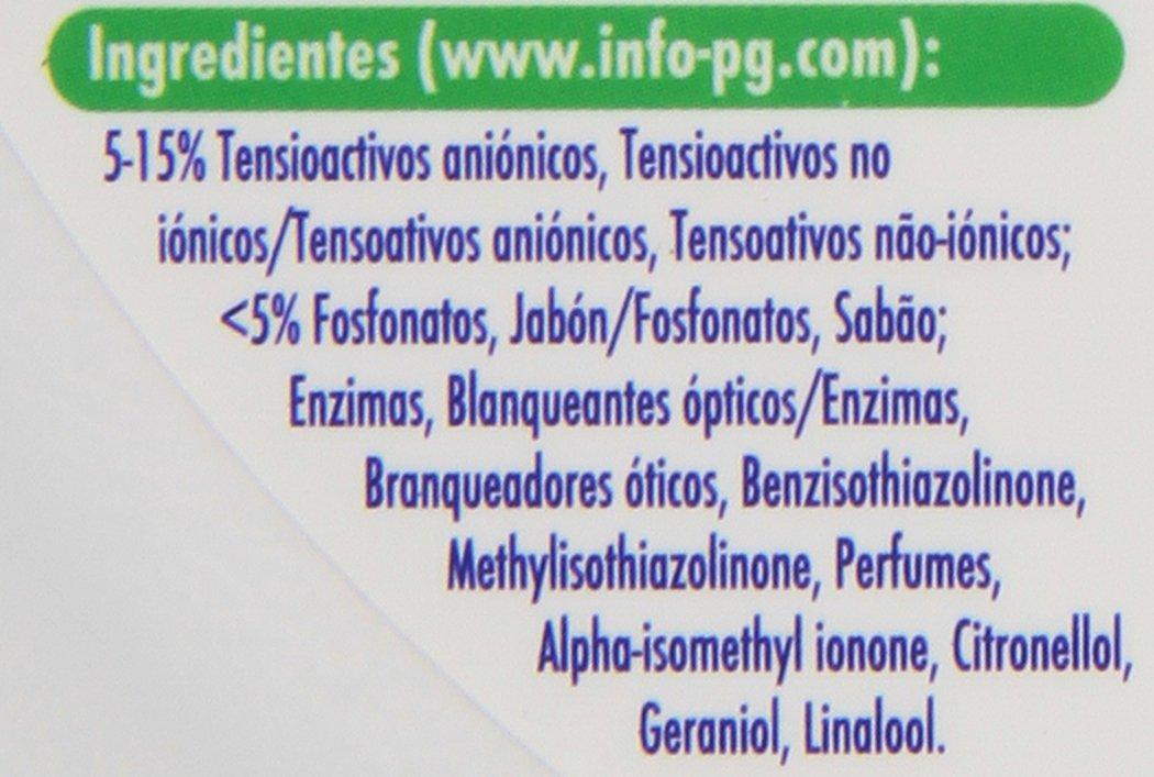 Ariel Detergente Líquido para Lavadora - 28 Lavados: Amazon ...