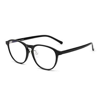 aed7a69abac2 Blue Light Blocking Round Reading Glasses