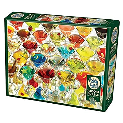 Cobblehill Puzzles 1000 Pc Martinis