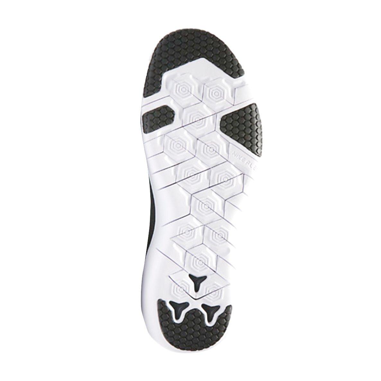 NIKE Women's Flex Supreme TR 5 Cross Training Shoe B01LPOSZAQ 10 B(M) US|Stealth/Sunset Glow/Dark Grey/White