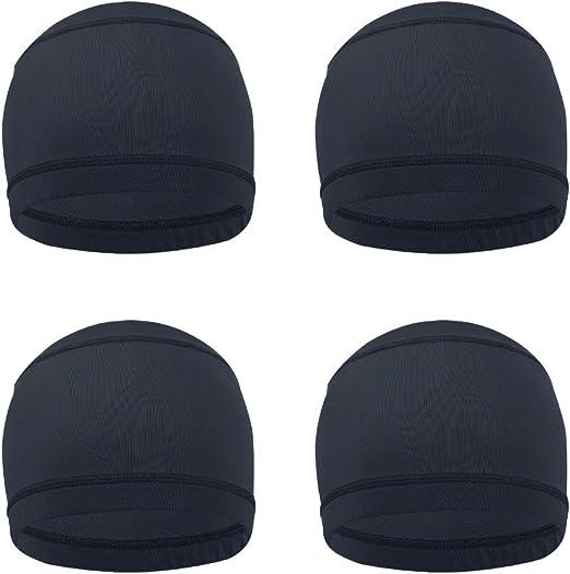 Tough Headwear Sweat-Wicking Helmet Liner Cooling Skull Cap for Men /& Women /&