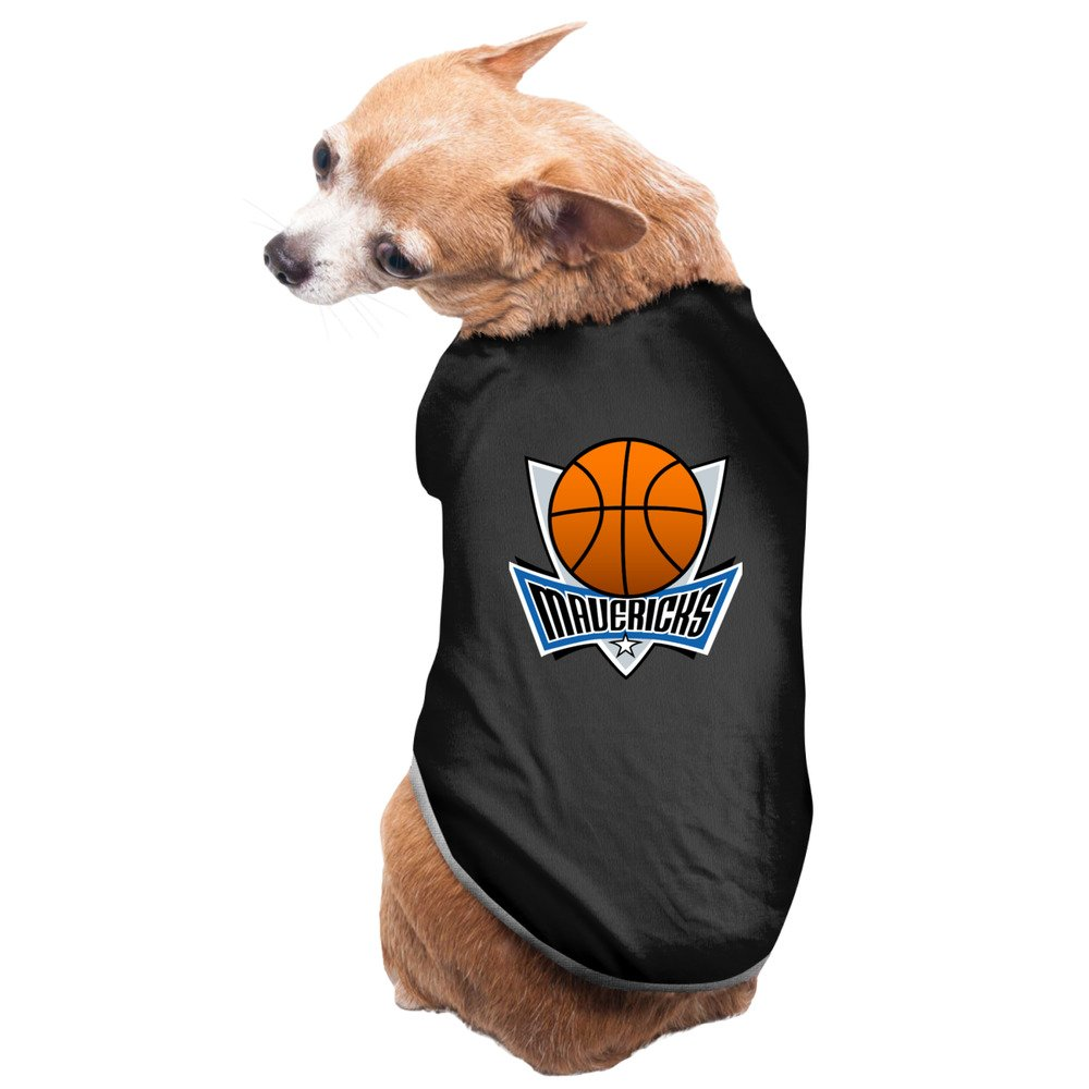 huge discount 1ae0a baa80 ZULA New Dirk #41 Nowitzki Basketball Dog Outfit Black Size ...