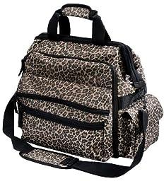 Nurse Mates Ultimate Nursing Bag Leopard