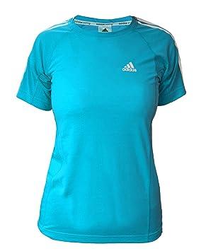 Adidas Sailing W ASE CL T Shirt SSL Damen Blau