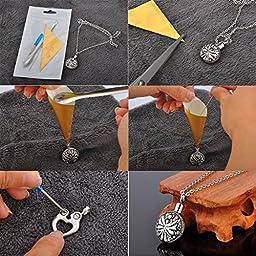 HooAMI Pet Cremation Urn Keychain \