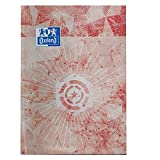 Oxford Metal School Daily Diary 2017-2018 1 Day per Page 352 Pages 12 x 18 cm Orange
