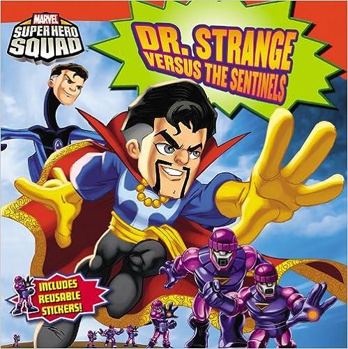 Super Hero Squad: Dr. Strange Versus the Sentinels (Marvel
