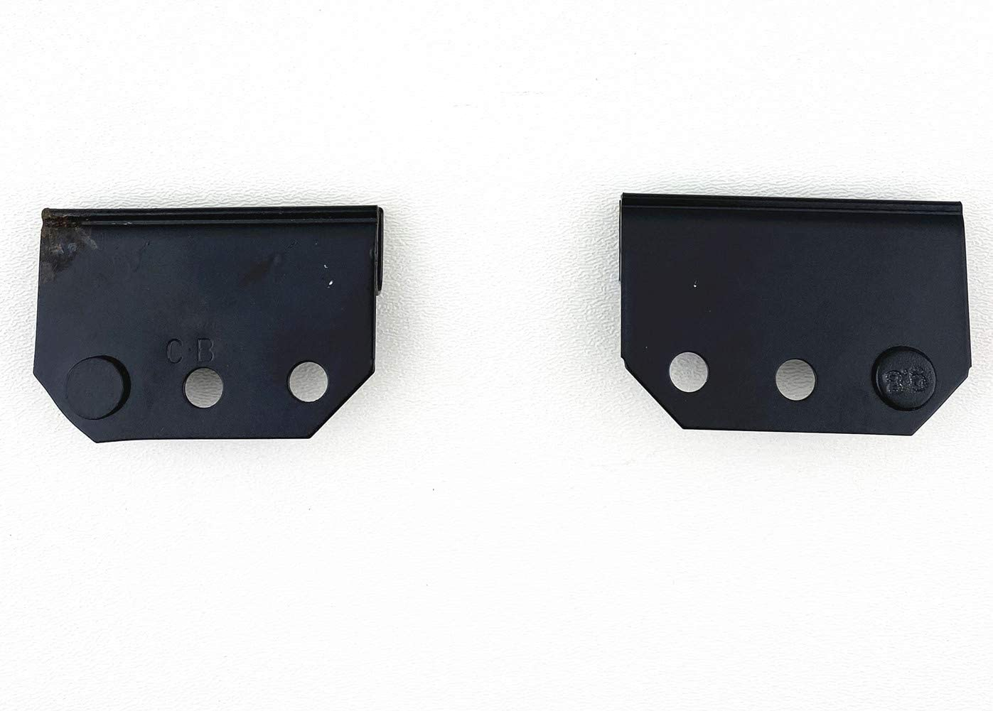 Power /& Manual NAGD Auto Glass Channel Clips Compatible with 2002-2008 Dodge Ram 1500 2003-2009 2500 3500 2007-2010 4500 5500 Door Window Glass