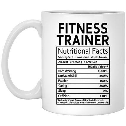 Fitness Trainer Coffee Mug