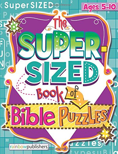 Super Sized Book Bible Puzzles product image