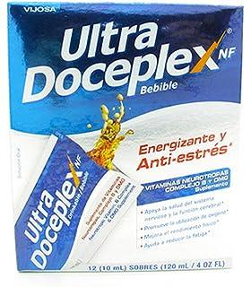 Vijosa Ultra Doceplex Drinkable Energy Booster & Anti-Stress 12 Pouches