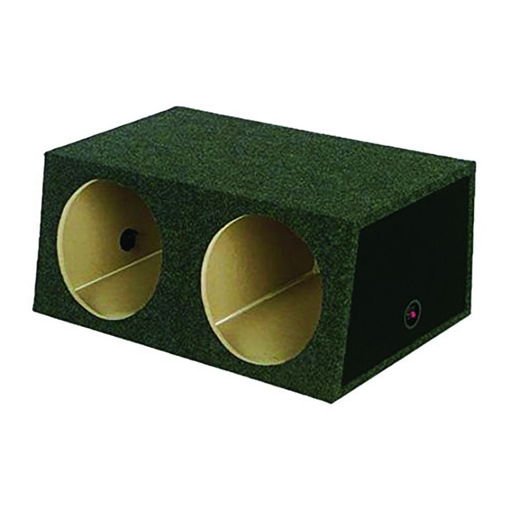 Q Power BASS12 12-Inch Subwoofer Box is Designed and Built for Deepest Bass