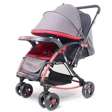 AERTYUIOG Carro De Bebé Baby Good Baby Cart/Baby Cart/Sit ...