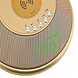 Newest NFC APP Wireless Bluetooth Speaker with FM