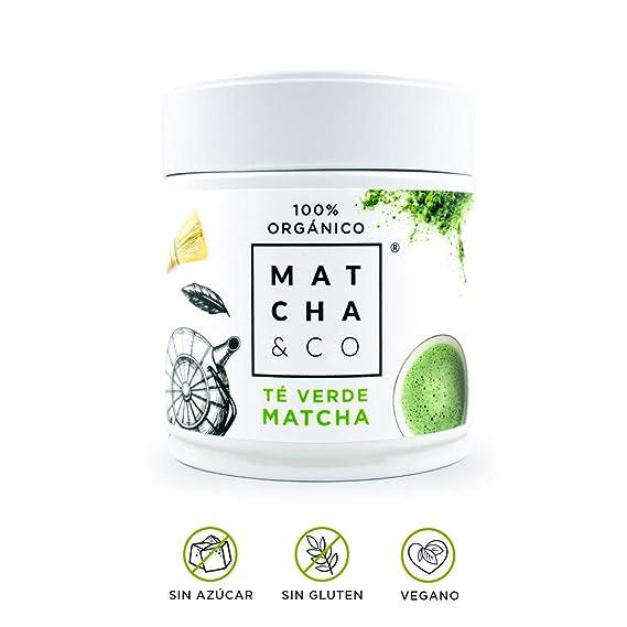Matcha 100% Ecológico (30 g) | Té verde en polvo Orgánico de Japón