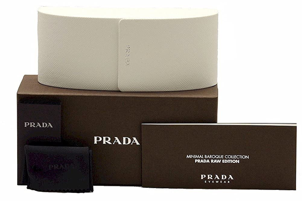 516d58514640 Prada Women's Raw Minimal Baroque PR27RS Sunglasses, Brown (Canaletto  Walnut Wood IAM4O0), One size: Prada: Amazon.co.uk: Clothing