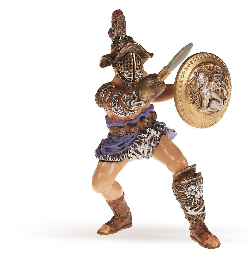 KG 39803 B00062814E Papo Gladiator Figure C /& J Direct GmbH /& Co