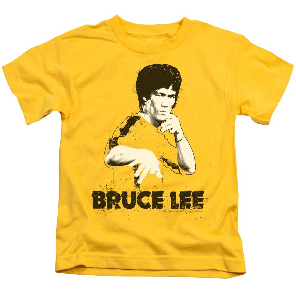 Amazon.com: Trevco salpicaduras de Bruce Lee Traje Amarillo ...