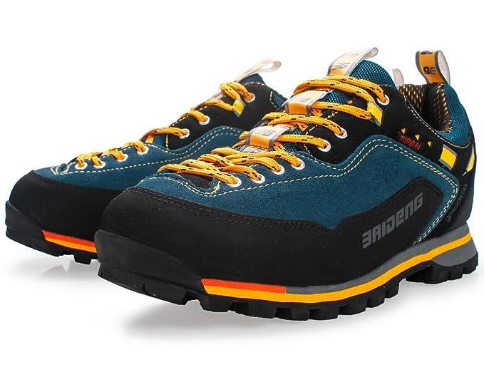 85e244f073b3d3 GNEDIAE Hike Trekking Wanderhalbschuhe Outdoor Sport Wander Schuhe Walking  Wanderstiefel Boots für Herren Damen 40-45  Amazon.de  Schuhe   Handtaschen
