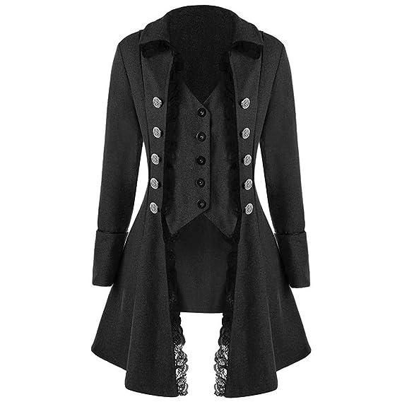 STRIPED LINED Blazer Jacket Overcoat Long Women Black White Size 6 8 10 12 14 UK