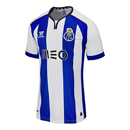 d5363fe89b0 Amazon.com   Warrior Porto 2014-15 Men Home Jersey Shirt Short Sleeve  WSTM505   Clothing