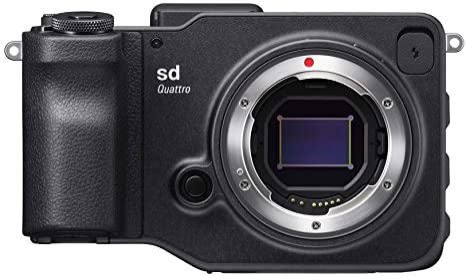 SIGMA C40900 - Camara compacta de 33 MP (CMOS, F1.4, ISO 100-6400) Color Negro