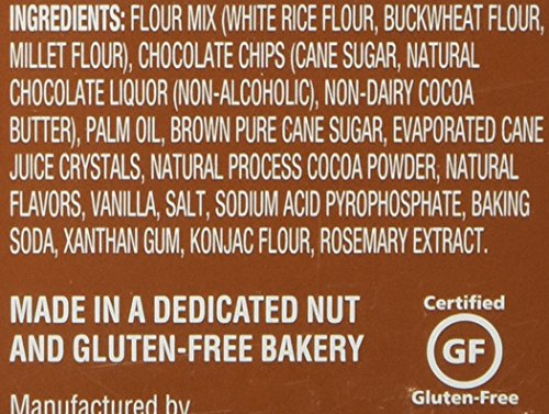 Enjoy Life Double Chocolate Crunchy Cookie, 6.3-Ounce by Enjoy Life Foods (Image #2)