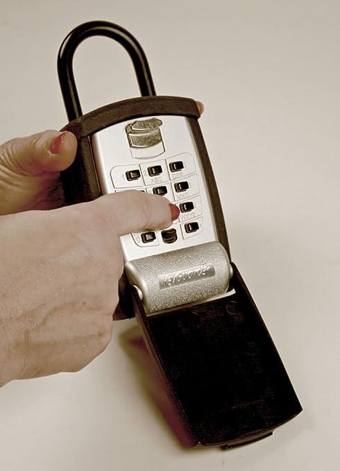 KeyGuard SL-500 Punch Button Lockbox - Combination Padlocks ...