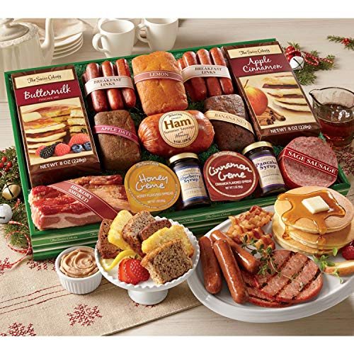 Gift Ham - Colossal Breakfast Gift Assortment from The Swiss Colony