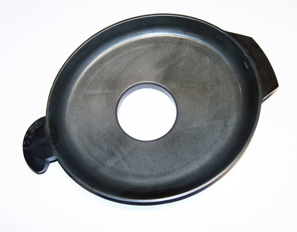 tm_versand - Robot de cocina (Deckel Mixtopf geeignet für Thermomix TM21 Vorwerk Mixtopfdeckel inkl. Dichtung): Amazon.es: Hogar