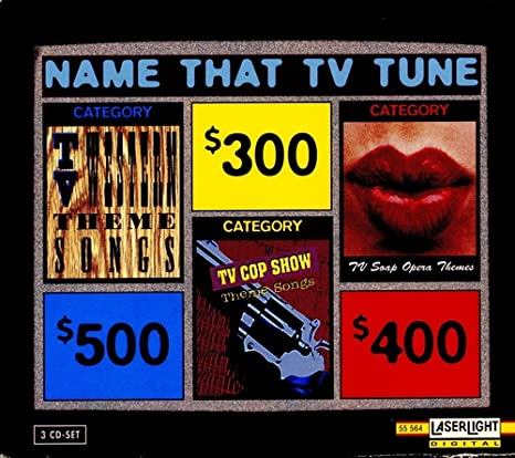 Name That TV Tune