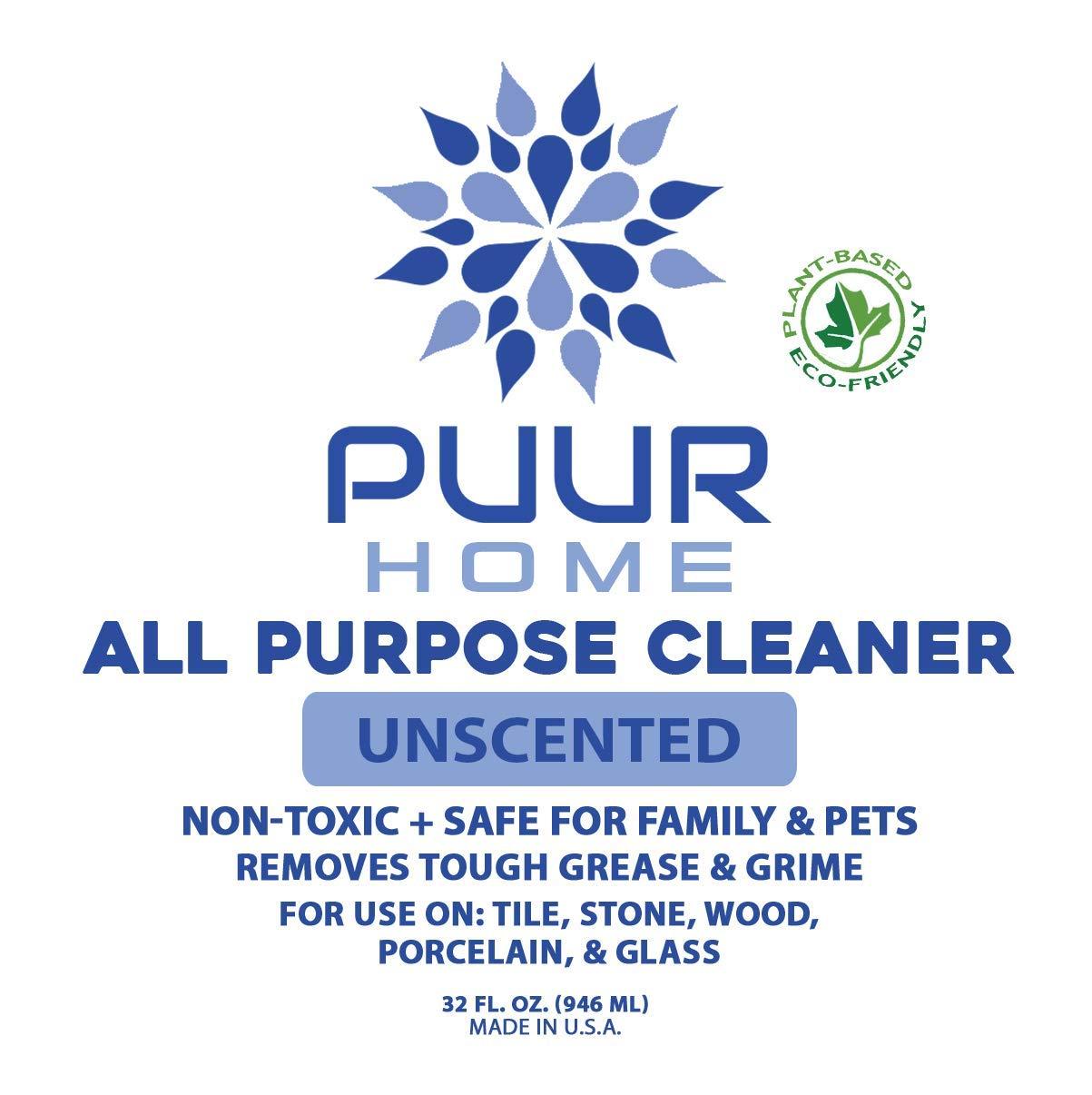 Puur Home 100% natural sin aroma 32 oz todos propósito ...