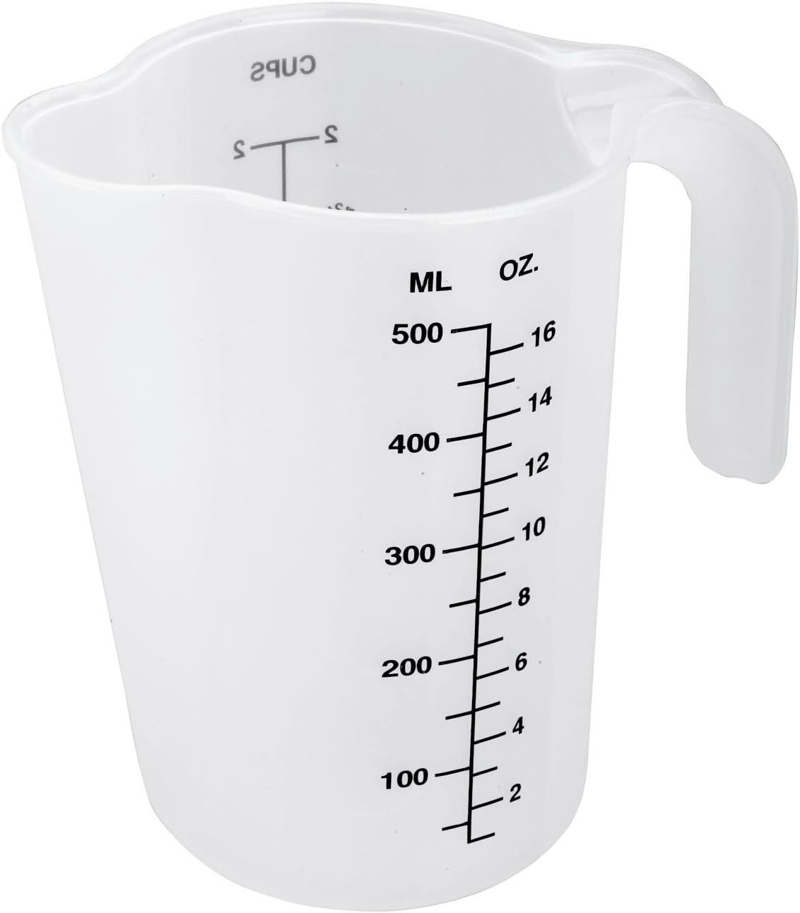Compra Lacor - 67136 - Jarra Medidora 500 ml. Polipropileno en ...